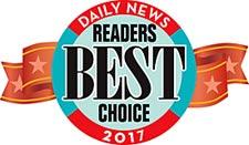 Readers Choice BEST Florist 2017