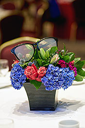 VICA Flower Centerpiece