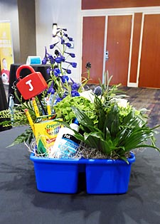 Flowers for Boys and Girls Club Fundraiser