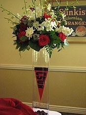 CSUN Graduation Flower Arrangement