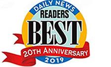 Daily News Readers Choice 2019