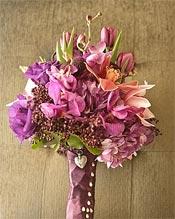 Harris/Amrine Wedding Wedding Flowers