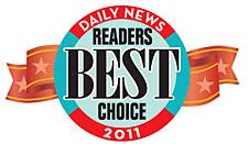 Daily News Reader's Choice Award