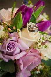 Spalding/Jackson Wedding Flowers