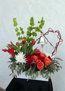 Unusual Valentine Flower Request